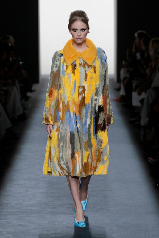 Fendi Couture FW2108-Look1