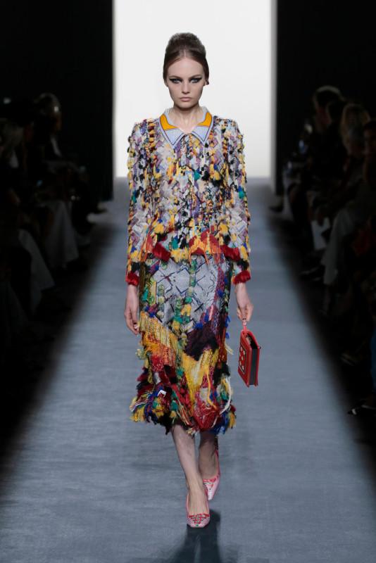 Fendi Couture FW2108-Look4