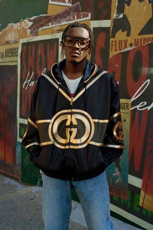 Gucci Dapper Dan Collection