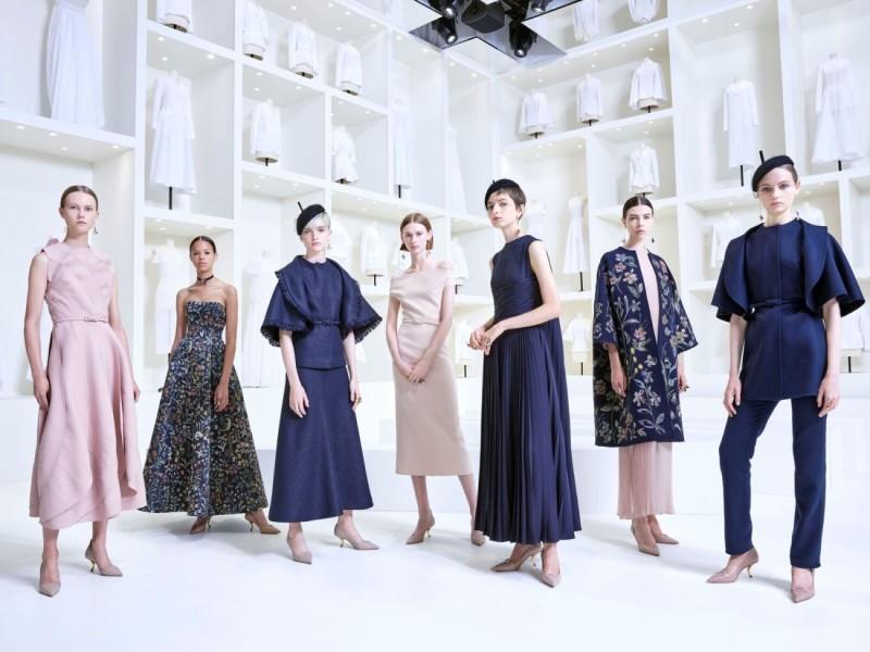 Dior Haute Couture Fall 2018