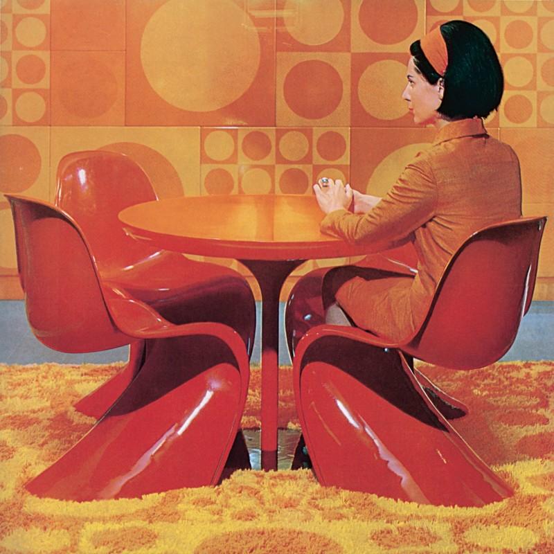 Panton Chair_Verner Panton_Vitra_interior design