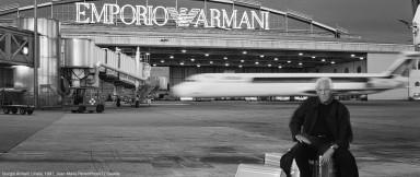 Emporio Armani Boarding_Fashion Week September 2018_hangar Linate Milan Airport_1996