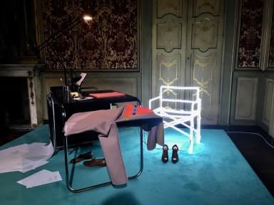 Santoni_Milan Fashion Week_SS19_Palazzo Gallarati4
