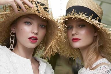 Chanel makeup_SS19_Lucia Pica_Paris Fashion Week