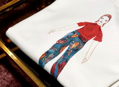 Frida Wannerberger_Ottod'Ame_Daydreamers capsule collection