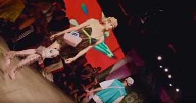 Milan Fashion Week_GCDS_SS19_LOOK MI_Francesco Vavallo_Nima Samiee2