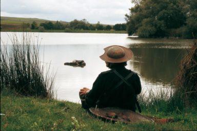 Quijote_movie scene_Mimmo Paladino_2006