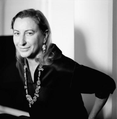Miuccia Prada, Photo by Brigitte Lacombe