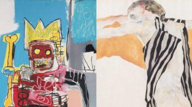 Basquiat Schiele, Louis Vuitton Fondation, Paris, cover image