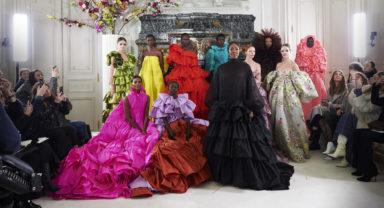 Valentino, Spring Summer 2019 Haute Couture Finale, Courtesy of Valentino