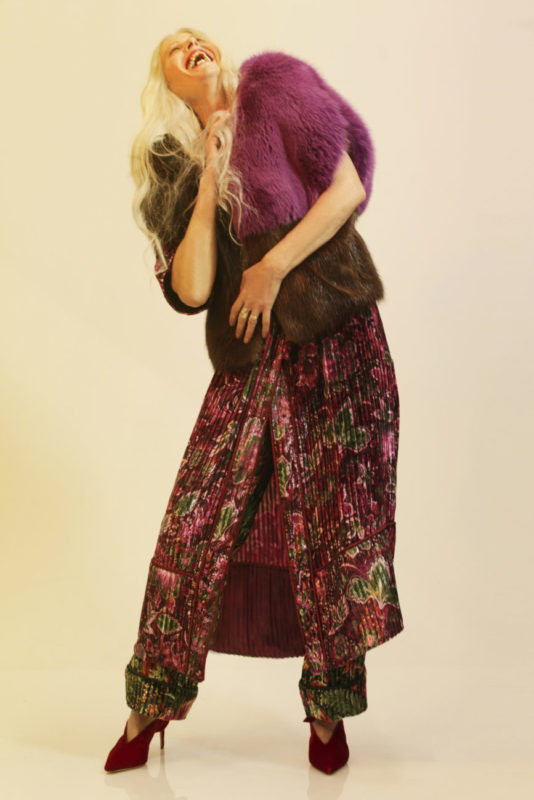 Photo Sara Mautone. Fashion Aureliano Quattrone. F.R.S., Marni, Alexandre Birman, Nove25