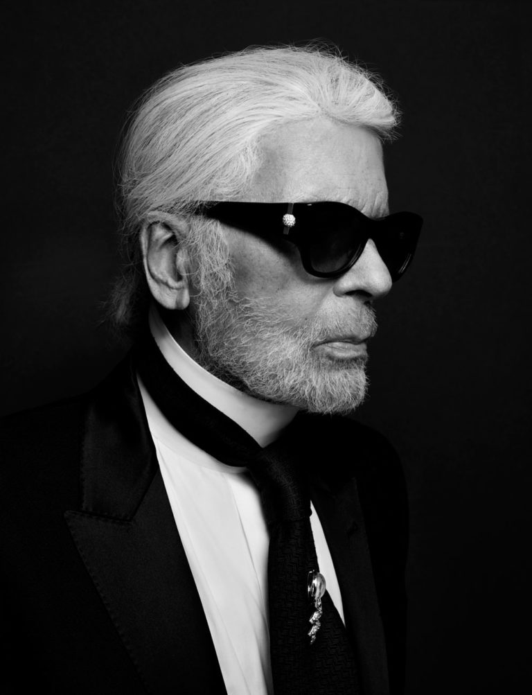Karl Lagerfeld FALL-WINTER 2018/19 READY-TO-WEAR COLLECTION