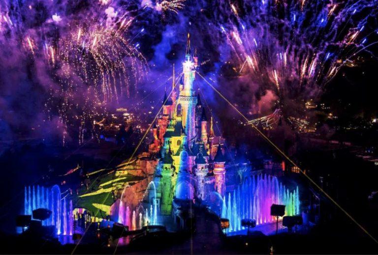 Disneyland Paris, Magical pride parade, rainbow, LGBT community