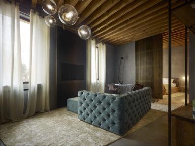 Fornace Suite boutique hotel, Archea Associati, Photo by Pietro Savorelli