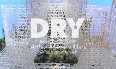 Arthur Mamou-Mani Conifera Milano Design Week