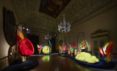 Louis Vuitton Objects Nomades, Milano Design Week, Courtesy of Louis Vuitton