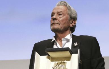 Alain Delon Cannes Film Festival 2019 Palm d'Or d'Honneur