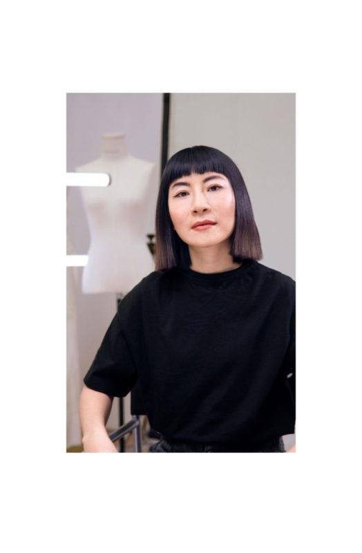 Annakiki's creative director Anna Yang