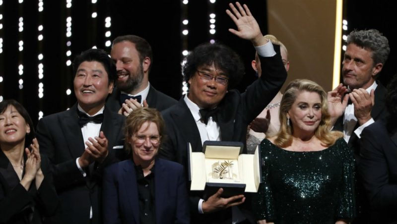 """Cannes Film Festival 2019, Palme d'Or to """"Parasite"""" directed by Bong Joon-ho"""
