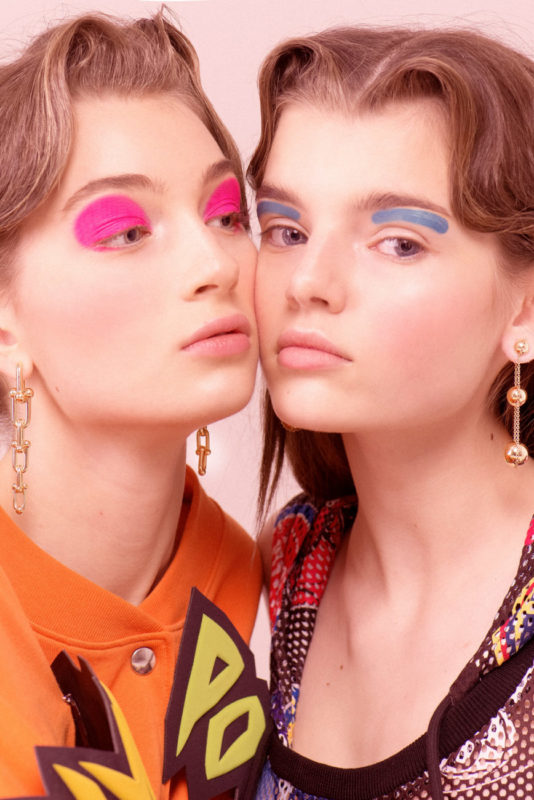 Photography by Ann Casarin, Fashion styling by Leonardo Persico