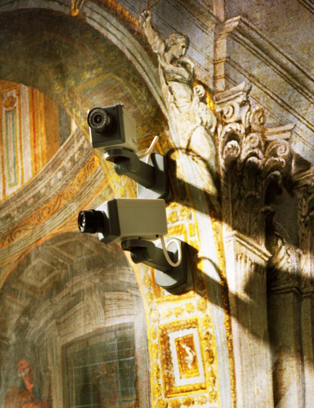 Jeff Bark_Paradise Garage_Palazzo delle Esposizioni_Rome_Surveilance