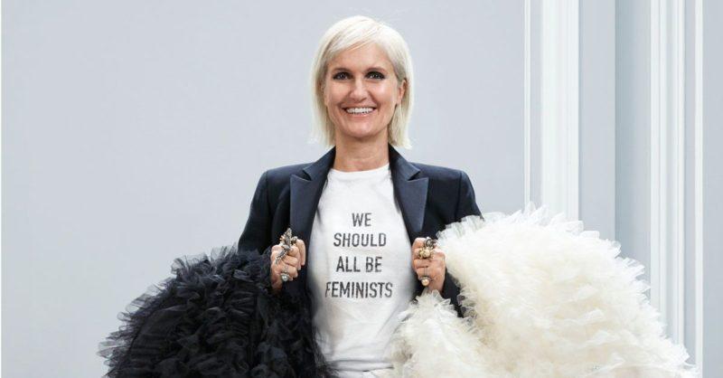 Maria Grazia Chiuri, Creative Director Maison Dior