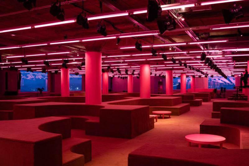 Prada Resort 2020 showspace designed by OMA/AMO, Courtesy of Prada