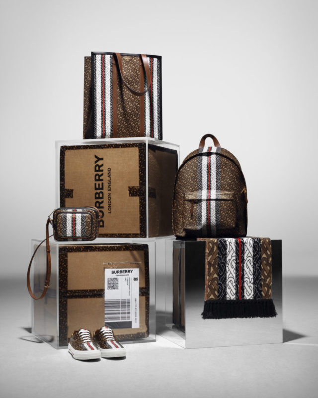 Burberry Monogram Collection Campaign,© Courtesy of Burberry