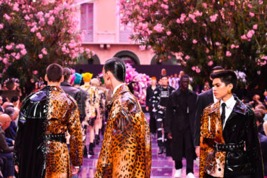 Versace Menswear Spring Summer 2020 Collection, Courtesy of Versace