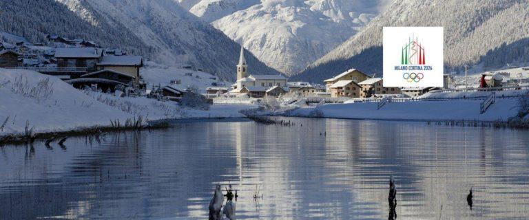 2026 Winter Olympics Milan and Cortina
