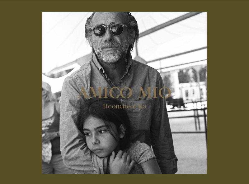 Amico mio. A four year journey with Alessandro Squarzi