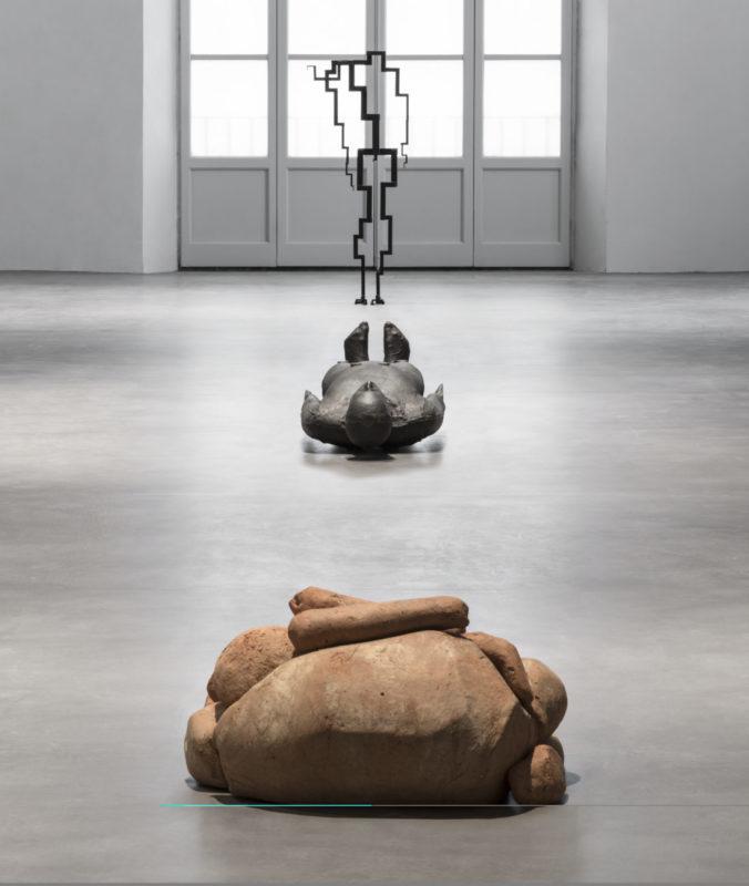 Antony Gormley_Essere_Le Gallerie Degli Uffizi_Courtesy THE ARTIST and GALLERIA CONTINUA