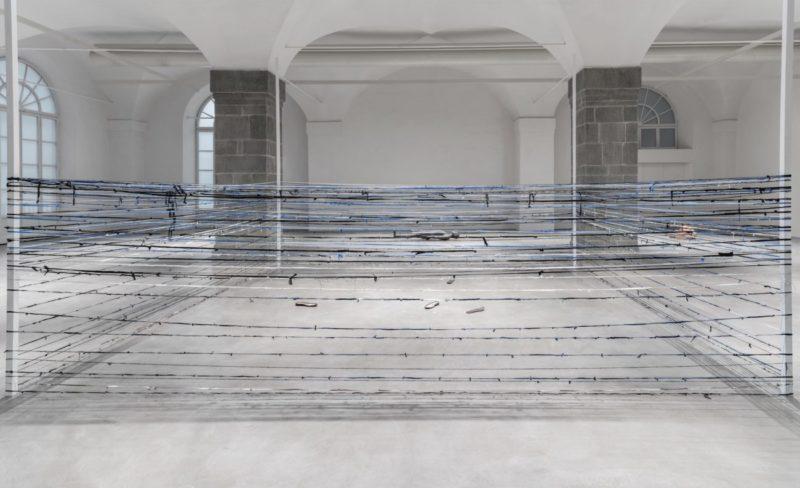 Antony Gormley_ROOM_1980_Essere_Le Gallerie Degli Uffizi_Courtesy THE ARTIST and GALLERIA CONTINUA