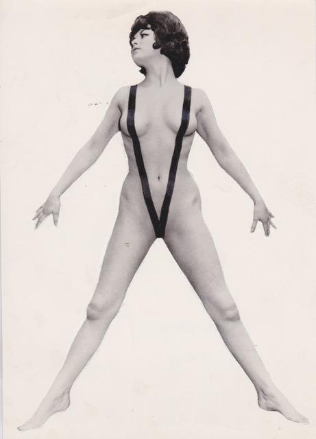 Bat(h)tape_1966_Anthropometry_Getulio Alviani Foundation