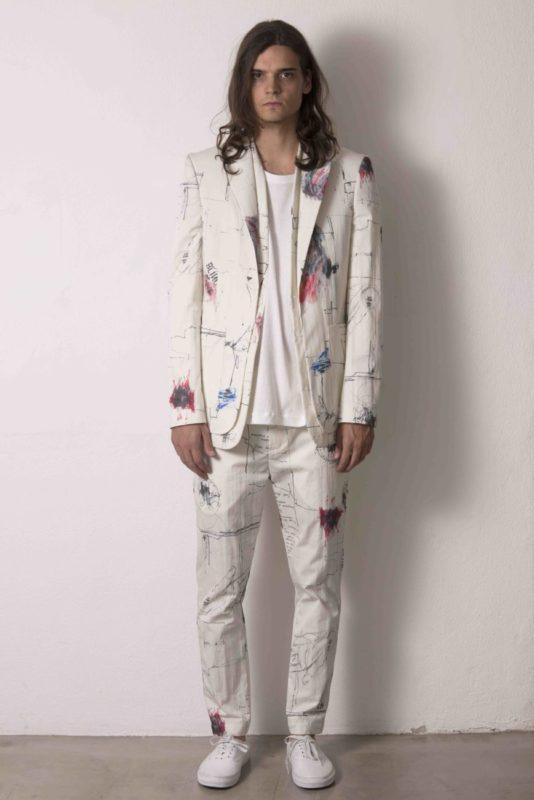 Isanel Benenato Menswear Spring Summer 2020 Collectio, Courtesy of Isabel Benenato