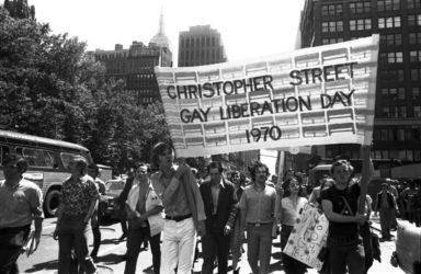Gay Pride New York 1970