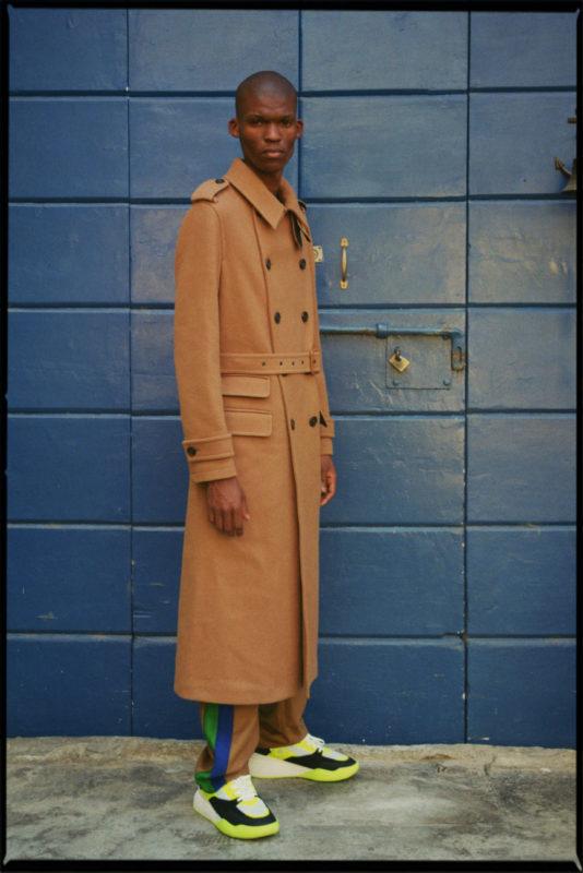 """Aza"", Photo by Pia Opp, Fashion by Leonardo Persico"