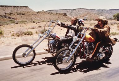 """""""Easy Rider """", 1969 directed by Dennis Hopper"""