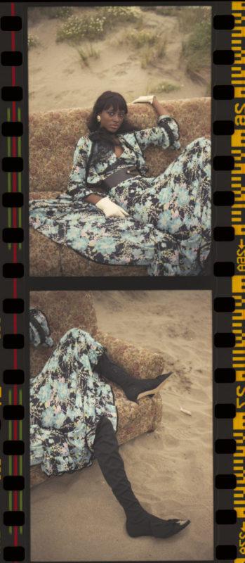 Looking for something quiet, Photo Gina Scarfogliero, Fashion Valentina Calicchio