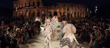 Fendi Haute Couture FW 2019 2020 Collection, Courtesy of Fendi