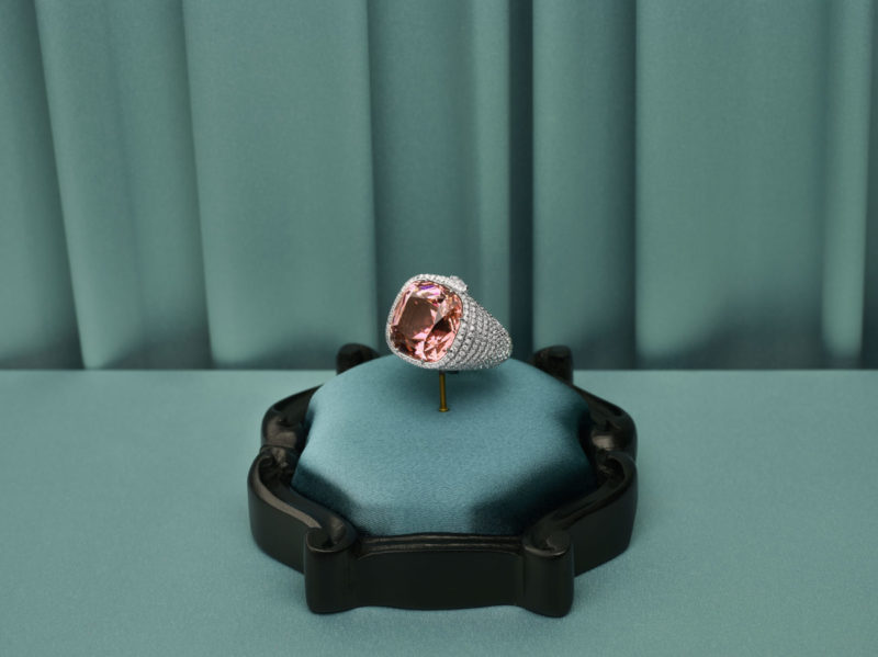 Gucci High Jewelry, Hortus Deliciarum Collection by Alessandro Michele, Courtesy of Gucci