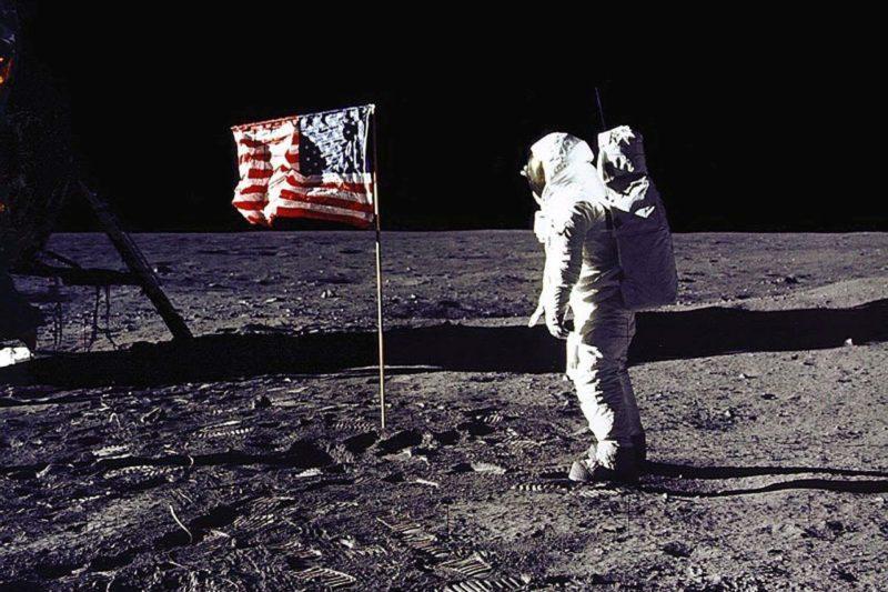 July 20th 1969, Courtesy of NASA