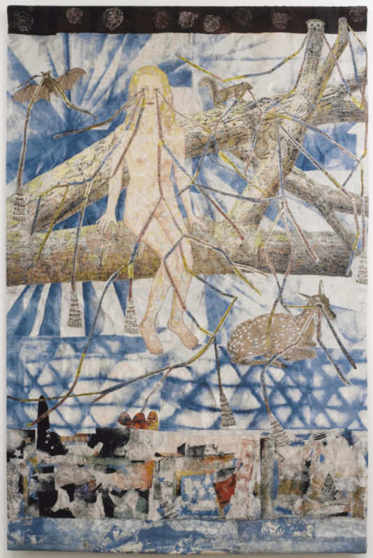 Kiki Smith_Congregation_2014_ Courtesy of the artist and Galleria Continua and Pace Gallery