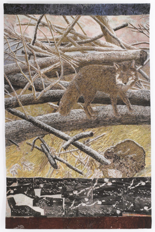 Kiki Smith_Sojourn_2015_Courtesy of the artist and Galleria Continua and Pace Gallery
