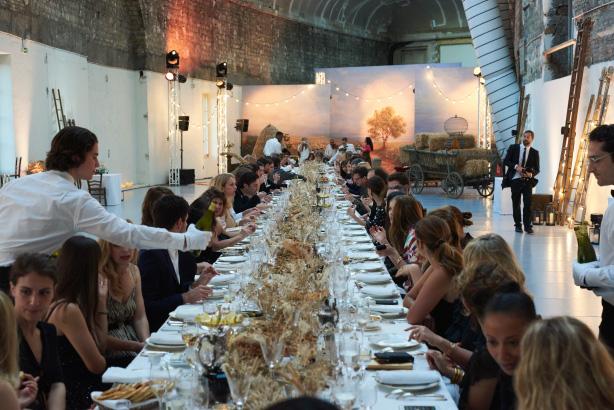 """""""Le Paris Russe de Chanel"""" dinner, Courtesy of Chanel"""