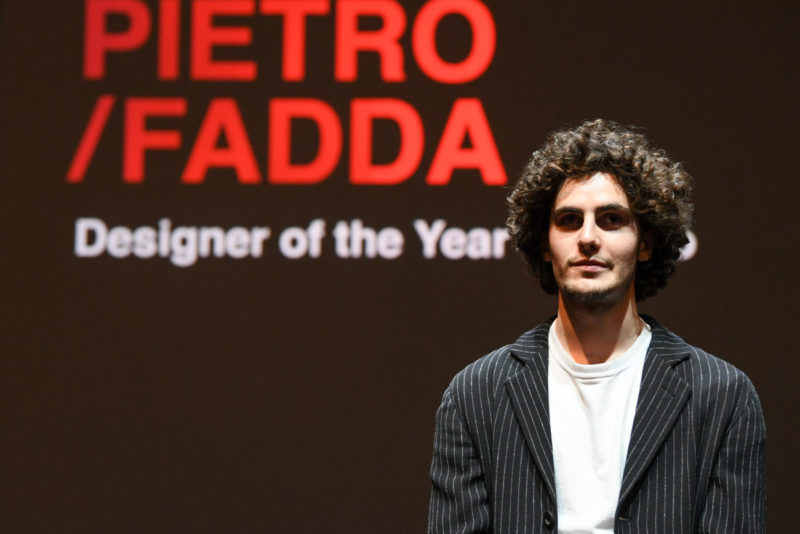 Pietro Fadda_Designer of the Year_2019_Istituto Marangoni Milano_Nextodus collection