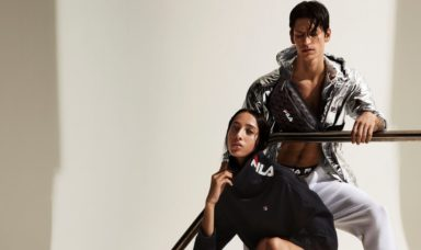 Fila See-Now-Buy-Now Capsule Collection Campaign by Mert and Marcus, Courtesy of Fila