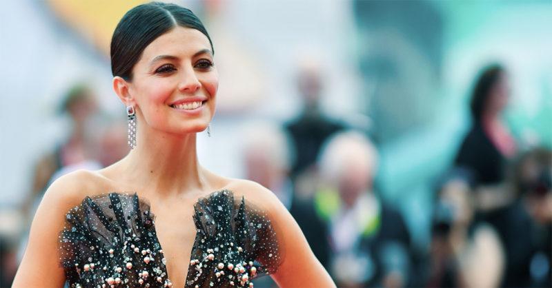 Alessandra Mastronardi attending the Opening night