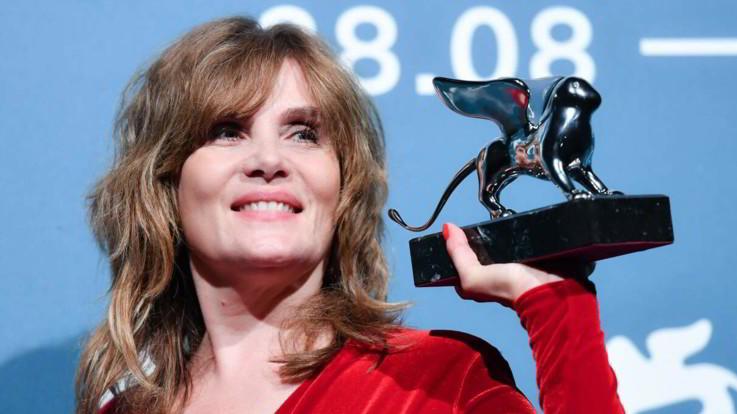 Emmanuelle Seigner, Roman Polanski's wife, withdraws the Gran Jury Prize