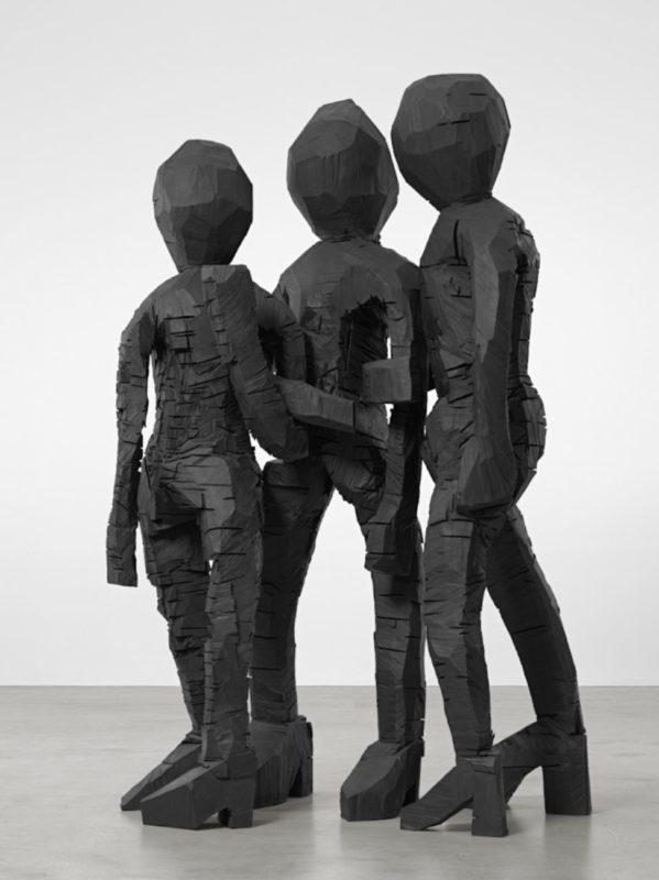 BDM Gruppe (BDM Group), 2012_Baselitz_Gallerie dell'Accademia_Venice
